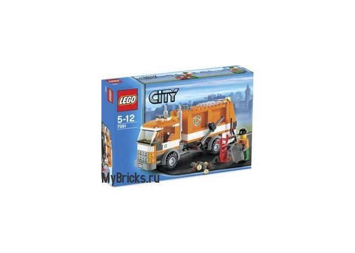 Lego city 2007 - 4d09c